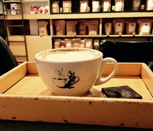 Cappuccino Onan Leuven