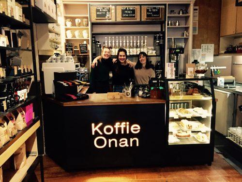 Personeel Koffie Onan Leuven