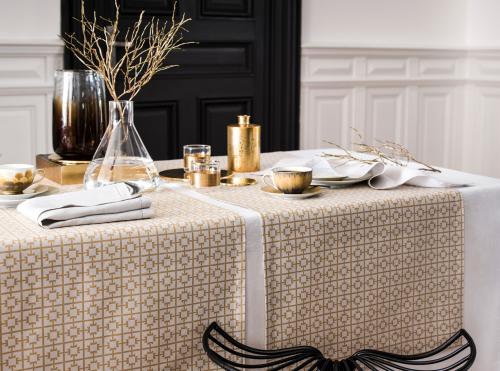 Luxueus tafellinnen
