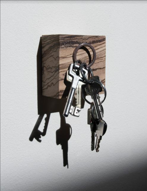 Dit is Belgisch. TRAKTOR, magnetisch hout.