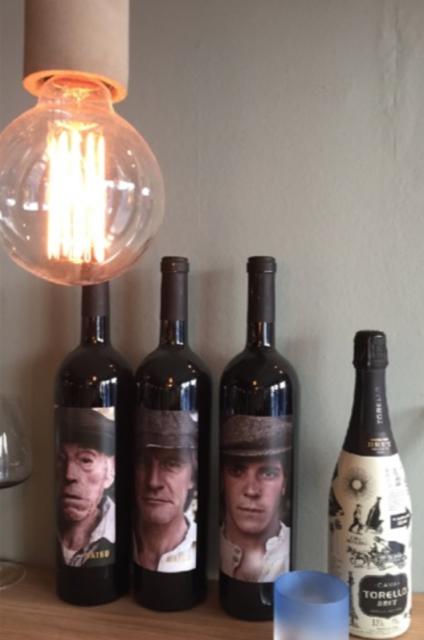Catalaanse wijnen (foto Bardot)