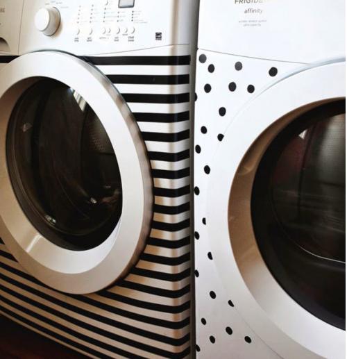 Wasmachine decoreren