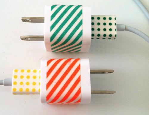 Adapters washi tape