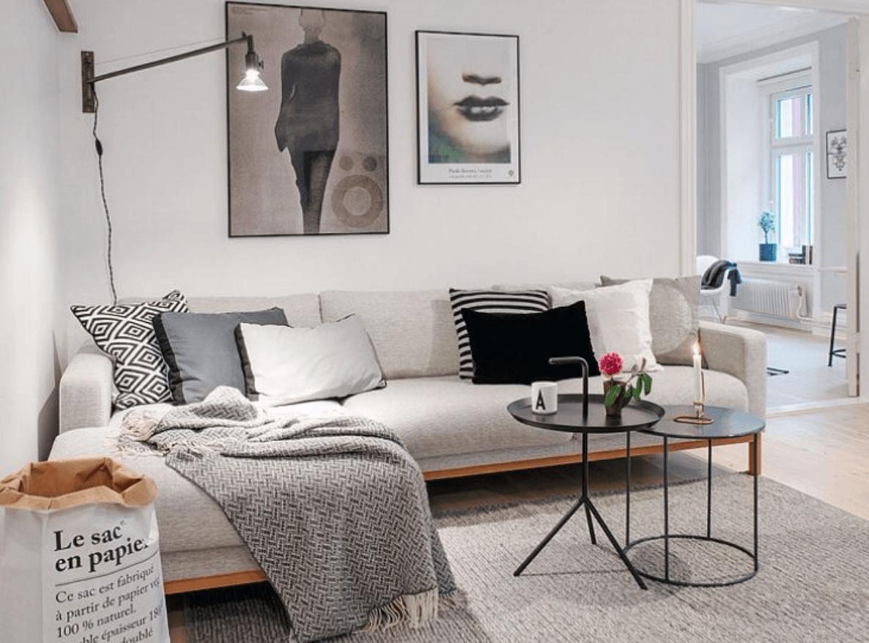 Interieurtips Kleine Woonkamer : Kleine woonkamer tips like sugar