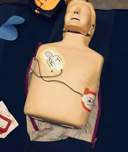 AED toestel