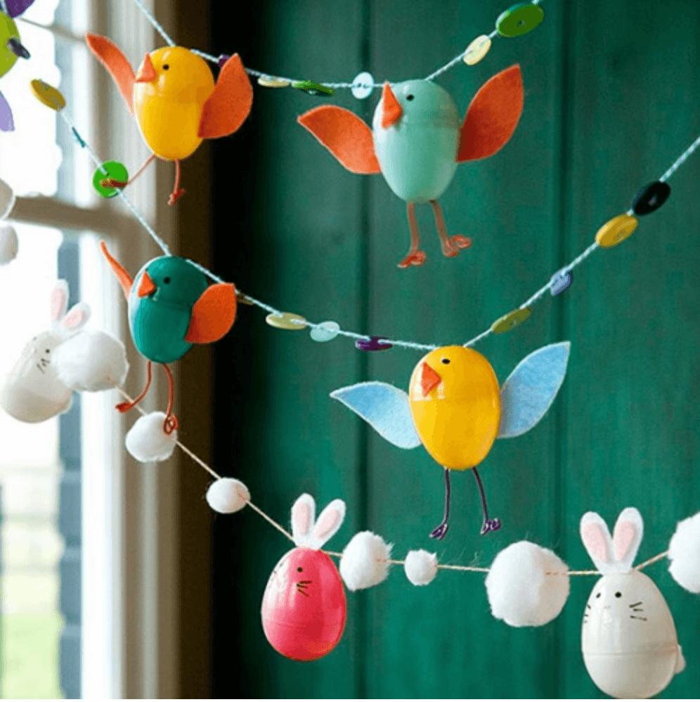 Paasslinger_decoratie Pasen