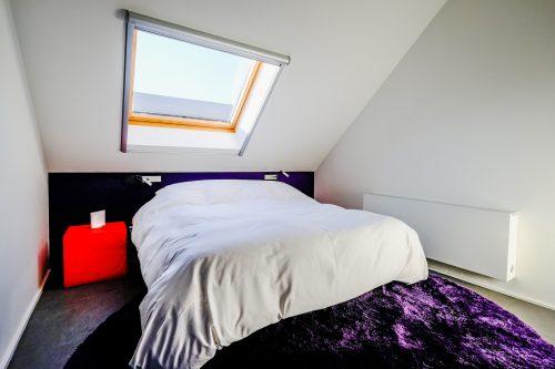 Slaapkamer appartement