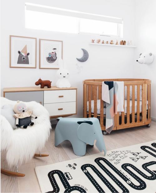 Babykamer basic