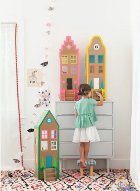 Wonderbaar Zelf decoratie maken voor de kinderkamer (leestijd: 2 minuten DX-86