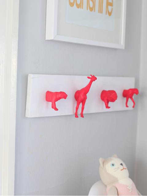 Spiksplinternieuw Zelf decoratie maken voor de kinderkamer (leestijd: 2 minuten EI-42