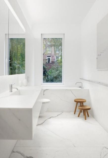 badkamer marmer