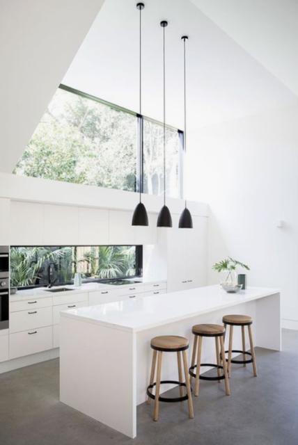 rustgevende keuken