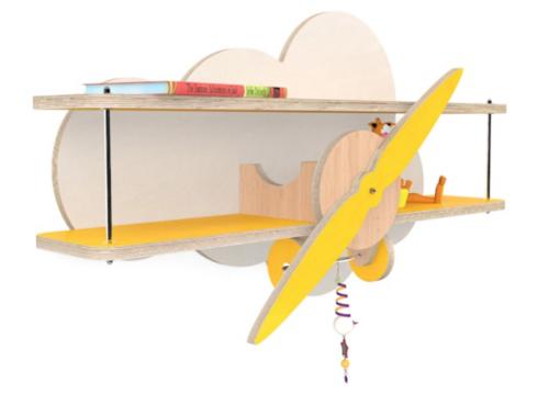 Vliegtuigplank