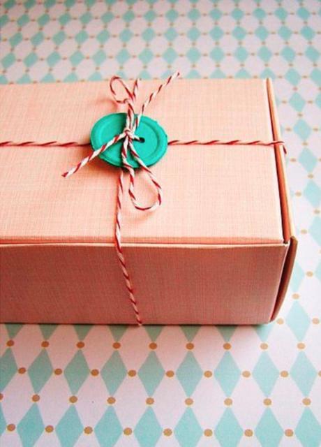 Cadeautjes inpakken_knoop