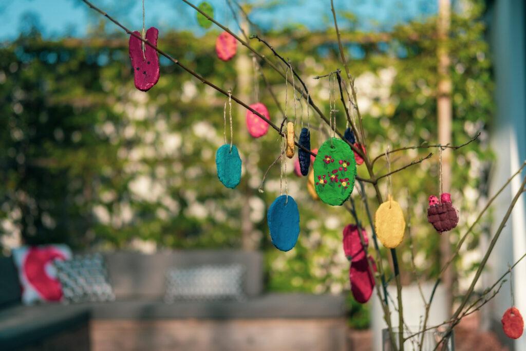 Paasboom versieren_decoratie Pasen_Tips Like Sugar